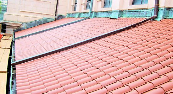 Tile Roofing St Louis